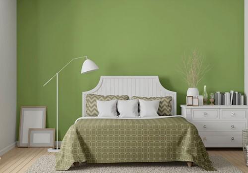 5 culori  potrivite pentru peretii unui dormitor confortabil si relaxant