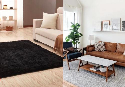 Cum sa alegi covorul potrivit pentru fiecare camera?