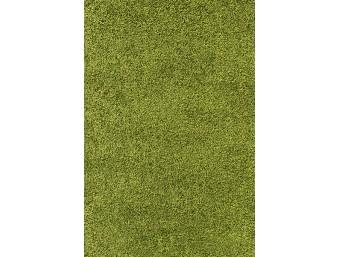Covor M124 Shaggy Verde Dreptunghi Polipropilena