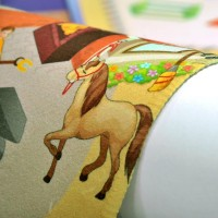 Covor Copii M181 Multicolor Dreptunghi Poliester