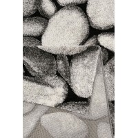 Covor Dreptunghiular Modern & Geometric Stony Island Gri - C04-0921601