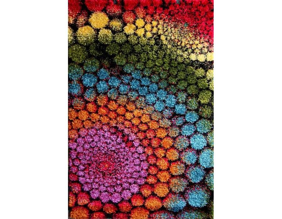 Covor Dreptunghiular Copii - Fantasy Multicolor - 12056/120