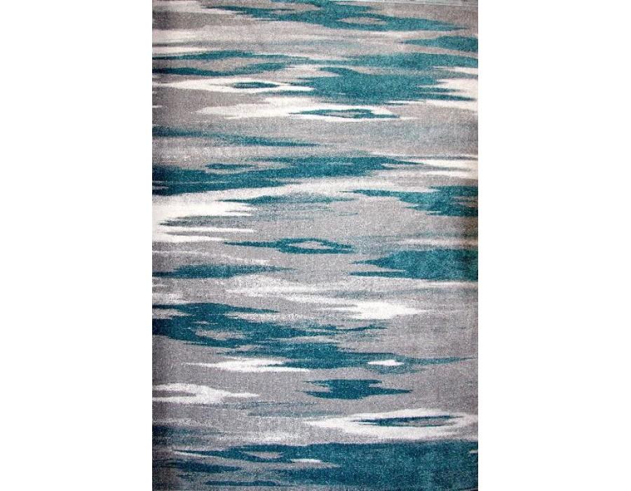 Covor Kolibri Gri/Albastru Dreptunghi – 11010/294