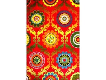 Covor Kolibri Rosu Dreptunghi – 11003/120