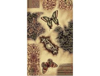 Covor Lotus Fluturi Dreptunghi – 1607/110