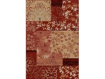 Covor Lotus Grena Dreptunghi – 1521/210