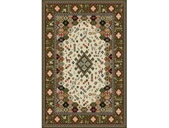Covor Lotus Verde Dreptunghi – 1535/310