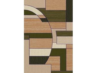 Covor Lotus Verde Dreptunghi – 538/836