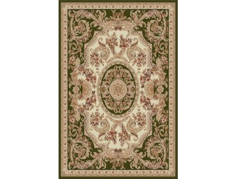 Covor Lotus Verde Dreptunghi – 556/310