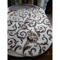 Covor Cappuccino Oval - 16003/12