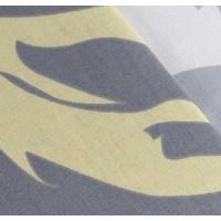 Lenjerie de pat dublu din Bumbac 100% Poplin Romana Grey
