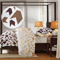 Lenjerie de pat dublu din Bumbac 100% Creponat Loving Matisse V2 – XXL