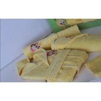 Set de baie cu halat si prosoape pentru copii 0- 2 ani Tweety Yellow