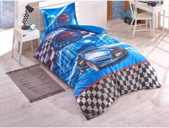 Lenjerie de pat copii Bumbac 100% Limited
