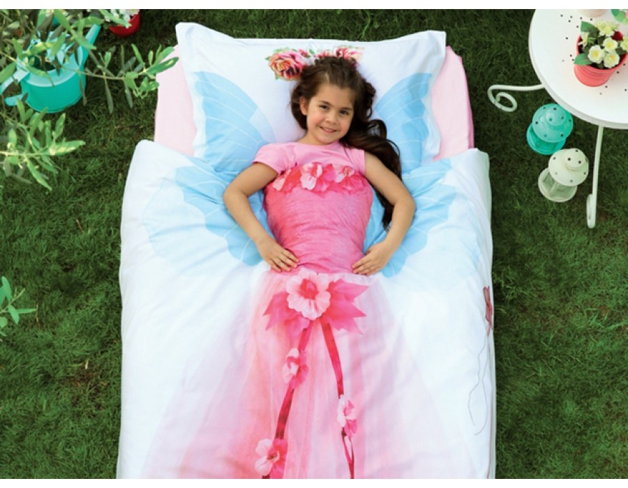 Lenjerie de pat copii Bumbac 100% Prenses
