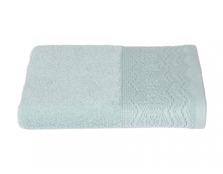Prosop baie de calitate Anissa Verde, bumbac 100%