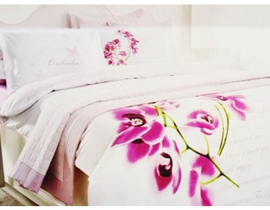 Set cuvertura Orkide